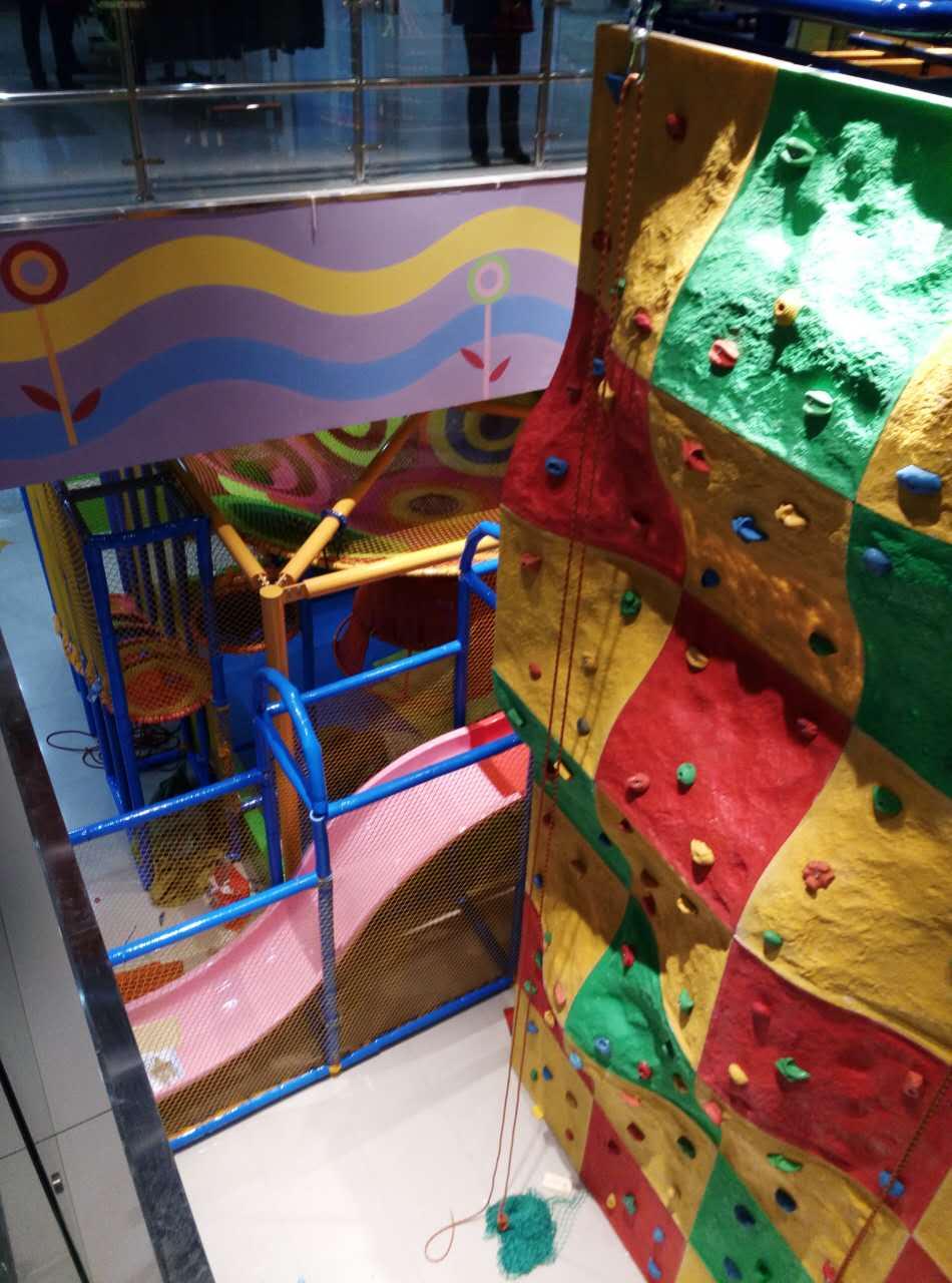 小勇士儿童拓展 儿童攀岩产品图片高清大图