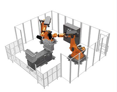 废品利用手工小制作机器人