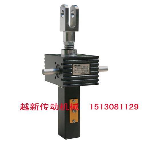 蜗轮升降机制造商 机床平台升降机 沧州越新机械设备有限公司