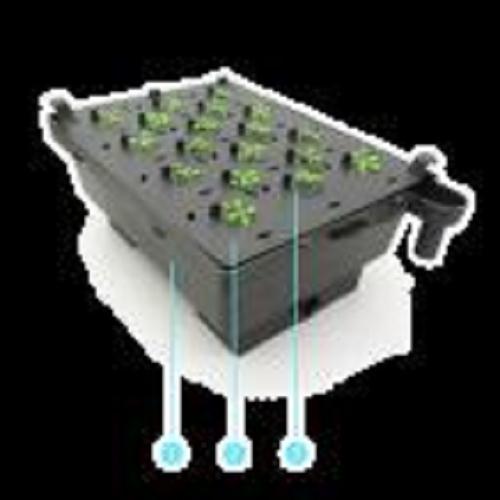 PC-35水培槽价格 植物水培槽厂家 北京科林恒达科技发展有限公司