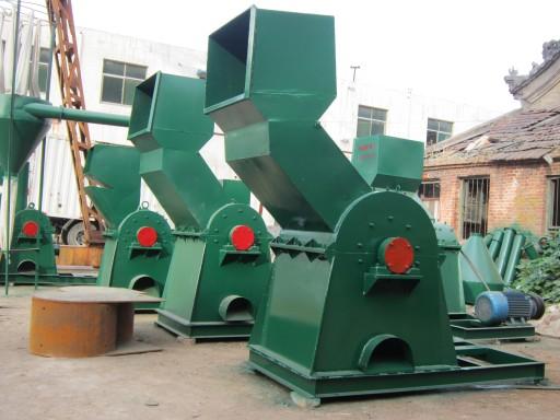 节能更强破碎更大的环保废钢金属粉碎机