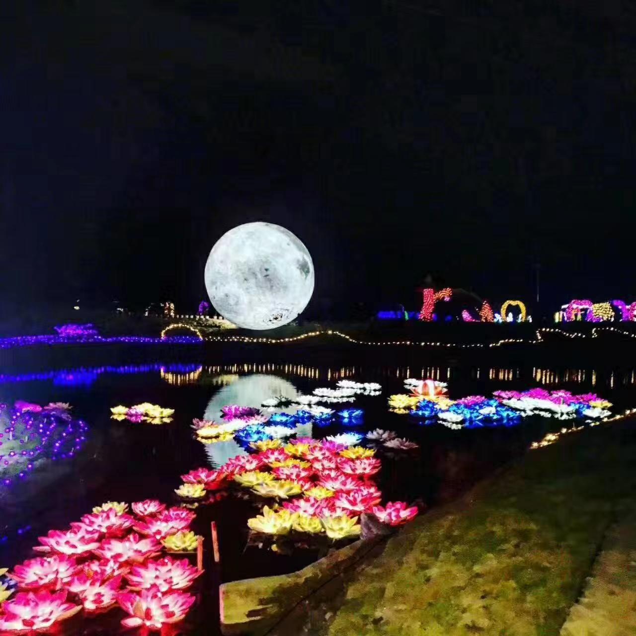 led灯光节主题中国梦和谐主题出售出租设计