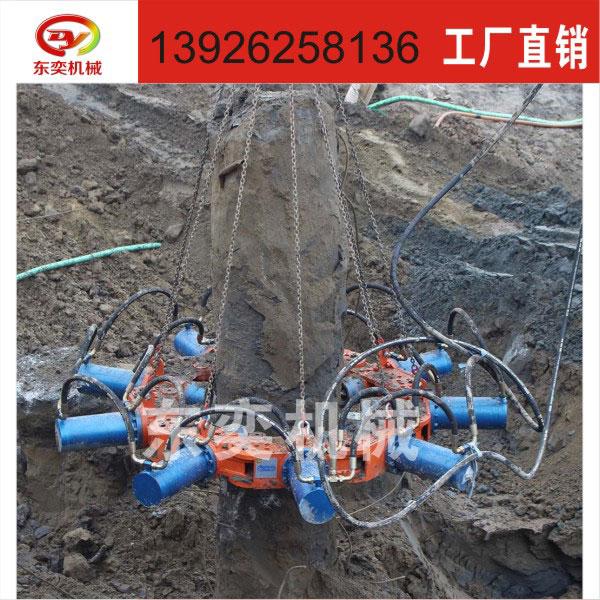 2017新款灌注桩混凝土破桩机器