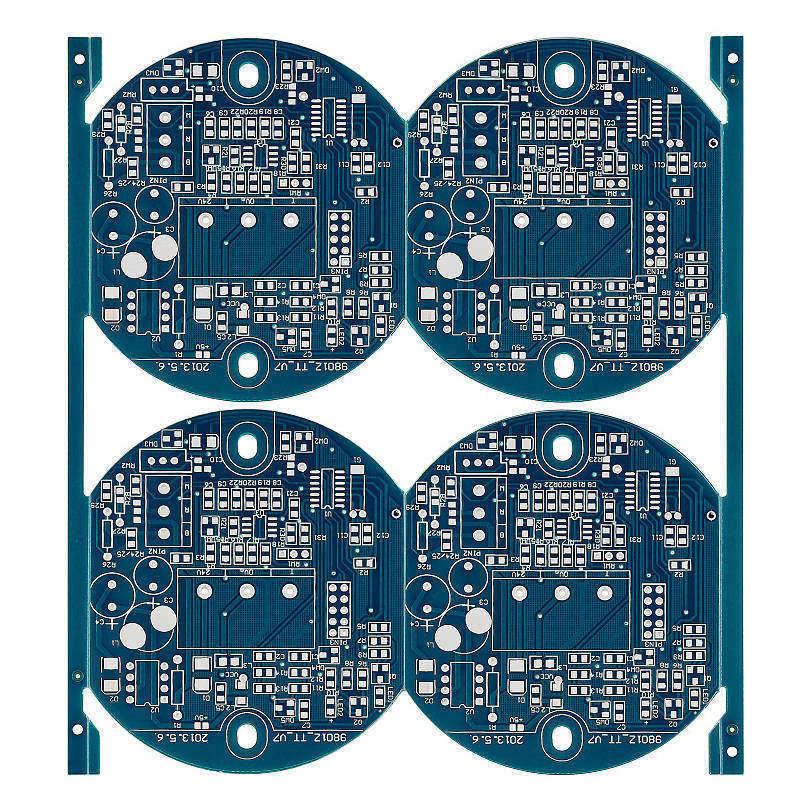 pcb板打样 集成电路 pcb生产产品图片高清大图