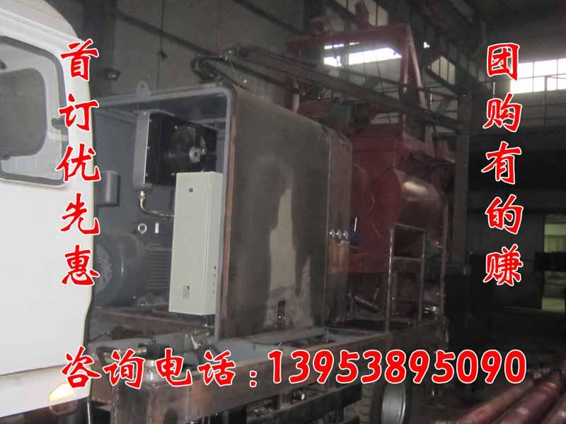 山西天镇 矿用混凝土输送泵车 整机销售 2年保修