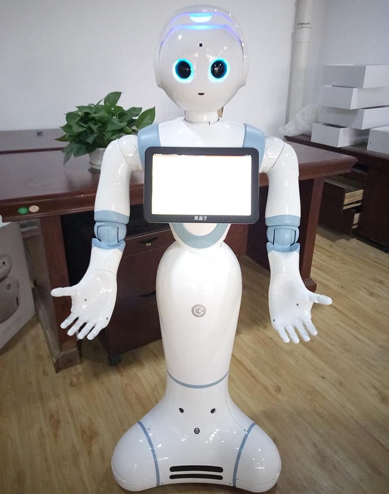 卖高端服务机器人,可以主持对话讲解的机器人售卖