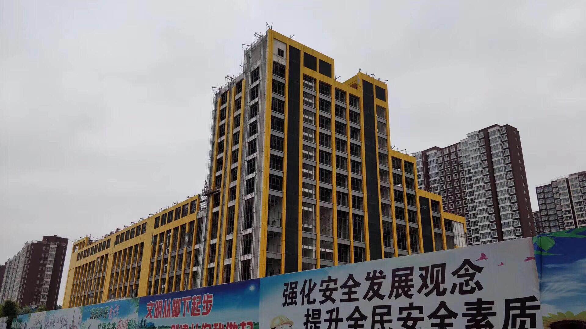 滨河新东城楼盘价格-保定涞水新乐汇商铺