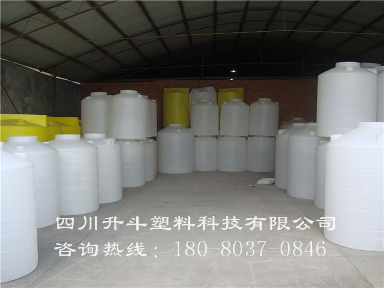 贵州大型胶桶塑料水箱10吨厂家直销配套图片