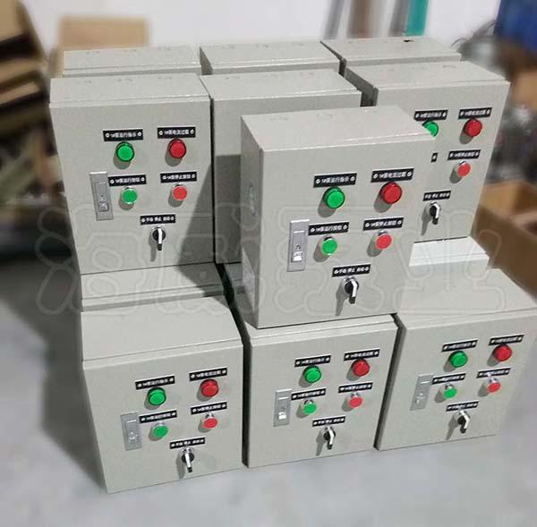 [供应]单控 1拖1 水泵配电箱 潜水泵控电箱污水泵电控柜3kw三相电压