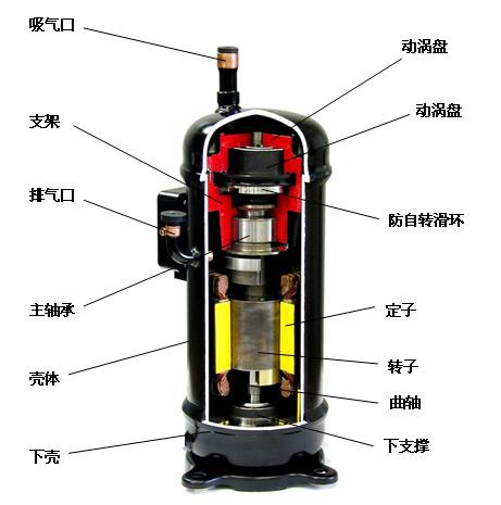 lk76cy压缩机接线图