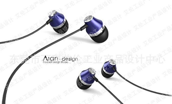 运动蓝牙耳机id创意设计,耳机外观设计产品图片高清