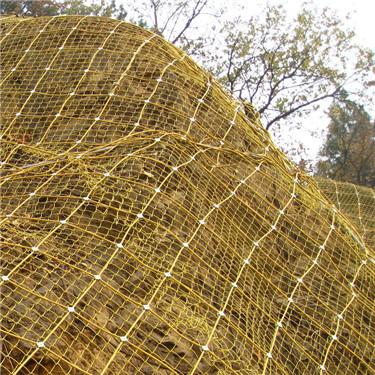 边坡防护网安装步骤  (1)边坡防护网安装步骤按设计并结合现场实际