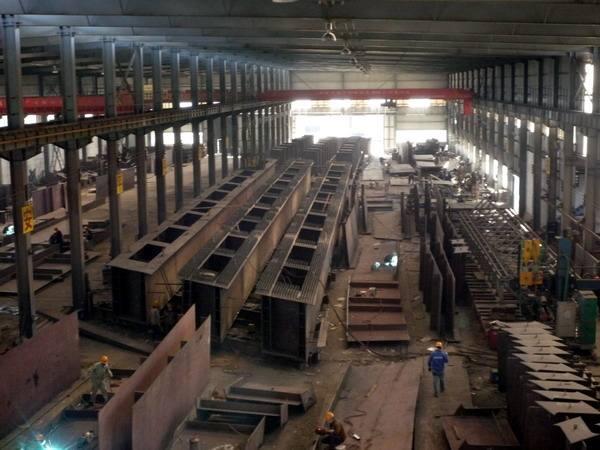 厂家生产宜昌钢结构仓库雨棚建造按客户要求定制哪里好?多少钱?