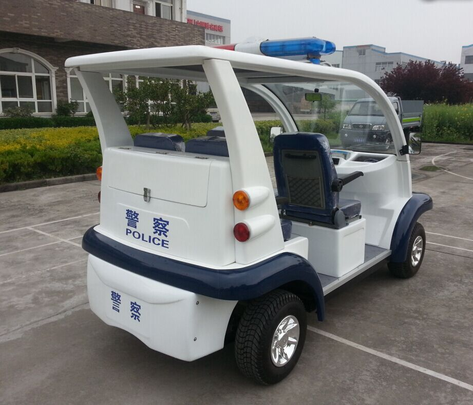 4座电动巡逻车报价产品图片高清大图