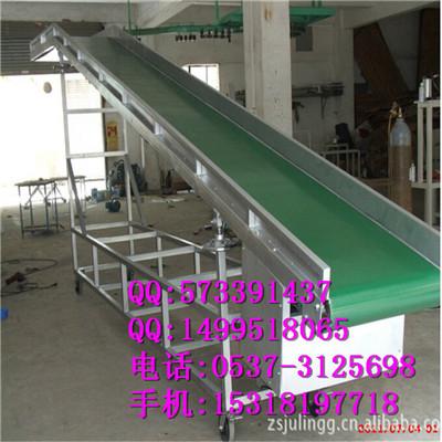 专业大型输送机 杭州物流皮带输送机场地y0