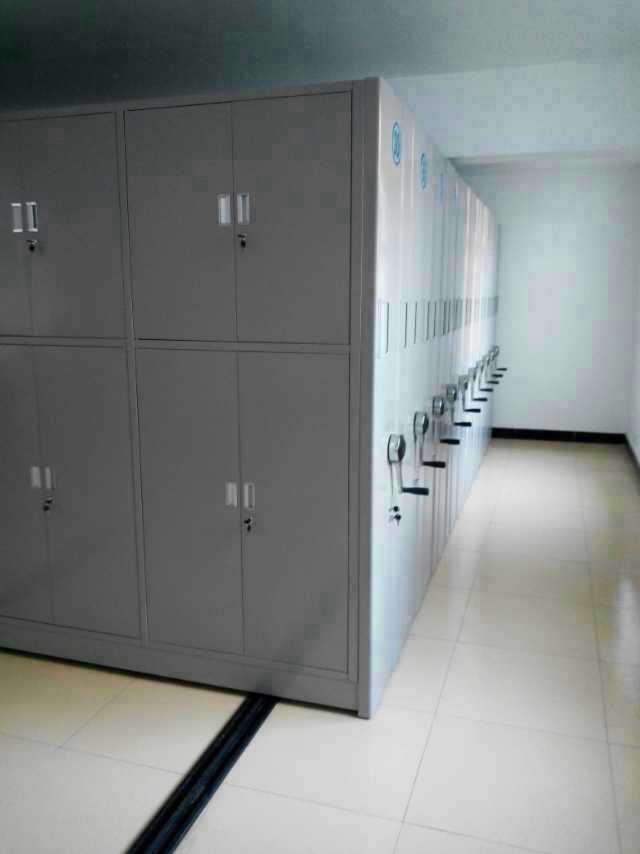 大连盛隆档案室密集架图书密集柜档案柜盖子经典设计图图片
