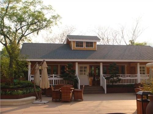 福建特色木屋|福建创意木屋|福建生态木屋建筑 水木绿