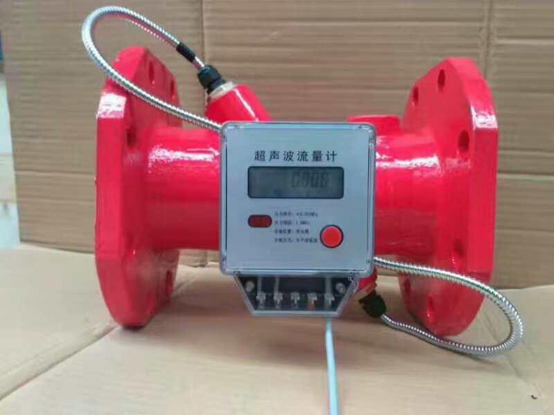 [供應]消防新規流量計開關新規定超聲波流量計啟動泵流量計 dn100 dn