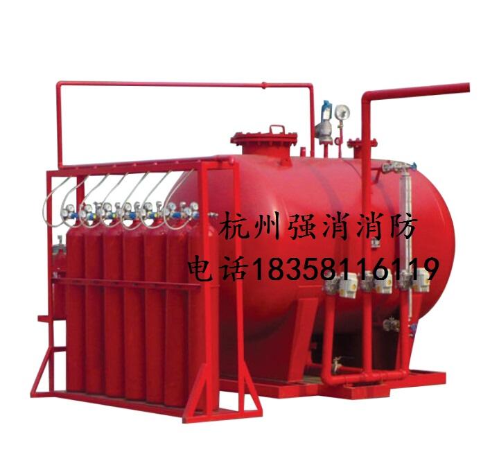 杭州建德市销售消防泡沫罐【闭式泡沫水喷淋装置】