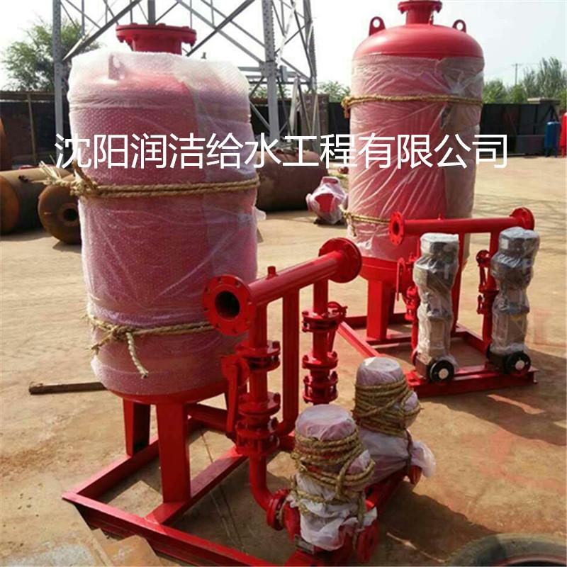 沈阳消防泵/沈阳稳压罐/沈阳控制柜/成套泵房设备产品