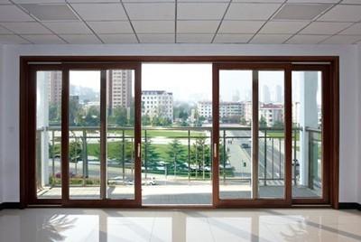 上海阳台推拉门 客厅推拉门定制 钢化玻璃 厂家直销
