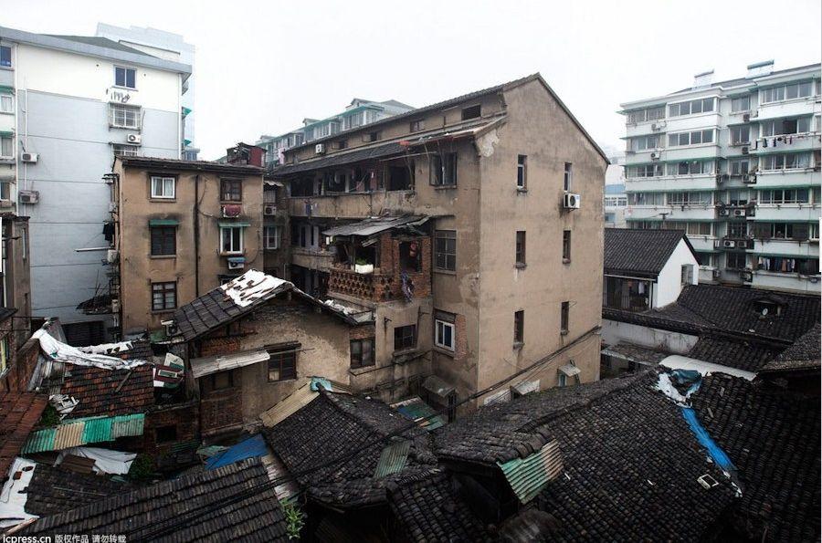 浙江市厂房的使用历史和结构体系检测中心