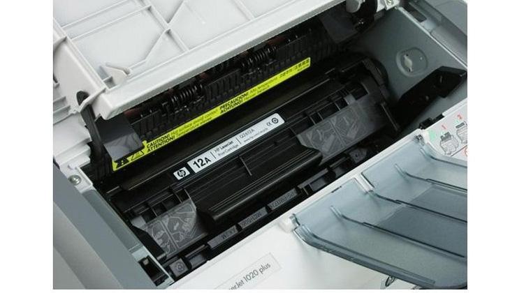 惠普(hp)1020pius激光打印机产品图片高清大图