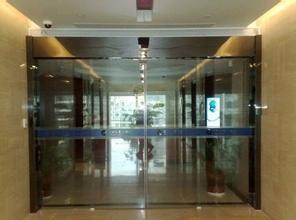 天津感应门安装 红桥区感应门安装 自动感应门维修厂家