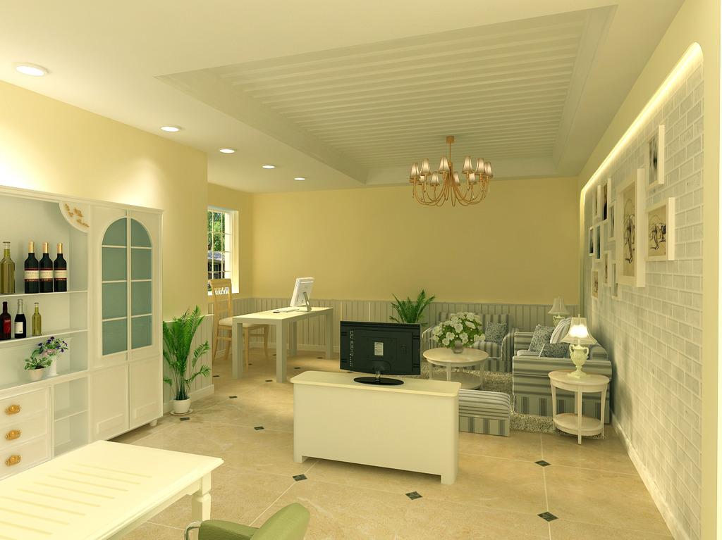清新自然,返璞归真田园风格装修设计家居提供私人订制