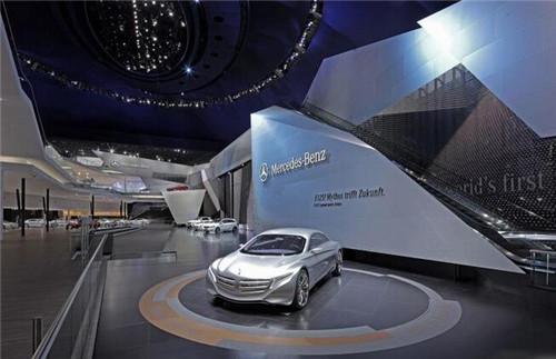 汽车4s店展厅布置|二手车展厅设计规划公司产品图片