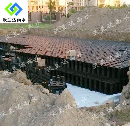 青海高分子雨水渗透模块 ,青海兰州-生产厂家