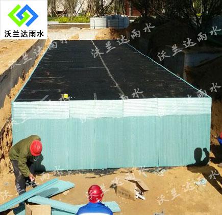 四川雨水收集模块 ,四川兰州-生产厂家