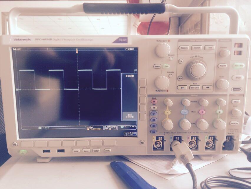 8 英寸),重 5 公斤(11 磅)   dpo4054b数字示波器拥有高达500m的带宽