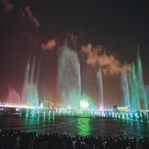 重庆大型湖泊音乐喷泉施工 广西大型湖泊音乐喷泉设计公司 大型湖泊图片