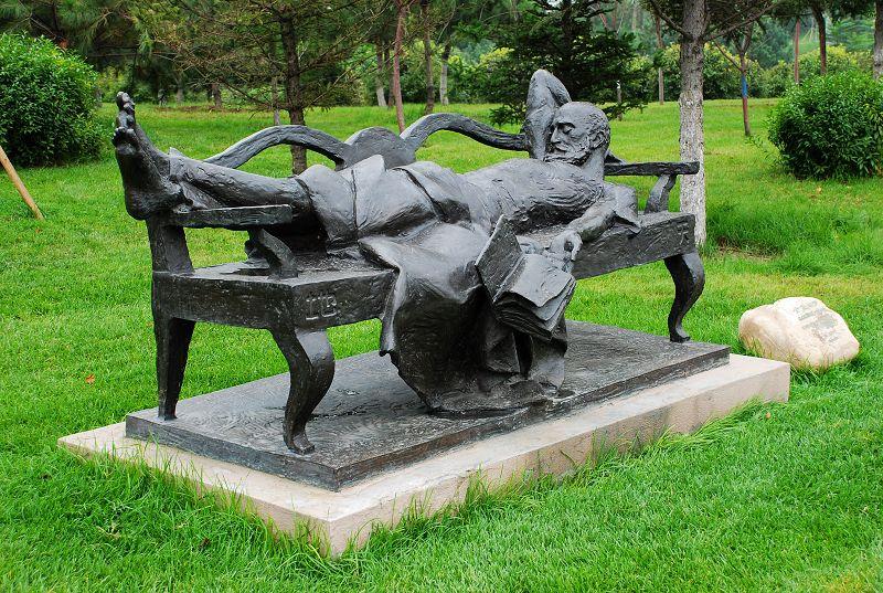 中国铜雕网定做 城市雕塑铜雕工艺品产品图片高清大图