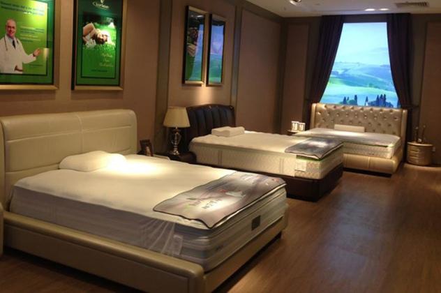 健康环保床垫生产厂家_艾绿床垫