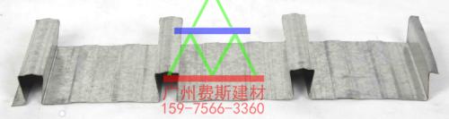 广州费斯 厂家供应500型 510型 555型 600型 镀锌闭口楼承板
