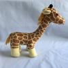 长颈鹿公仔 柔软材质 仿真造型 承接LOGO定制