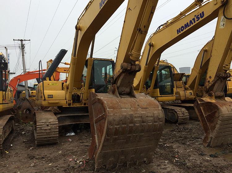 小松220-8挖掘机价格多少钱质量怎么样?