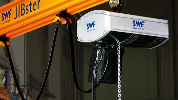 科尼(swf)c型环链电动葫芦产品图片高清大图