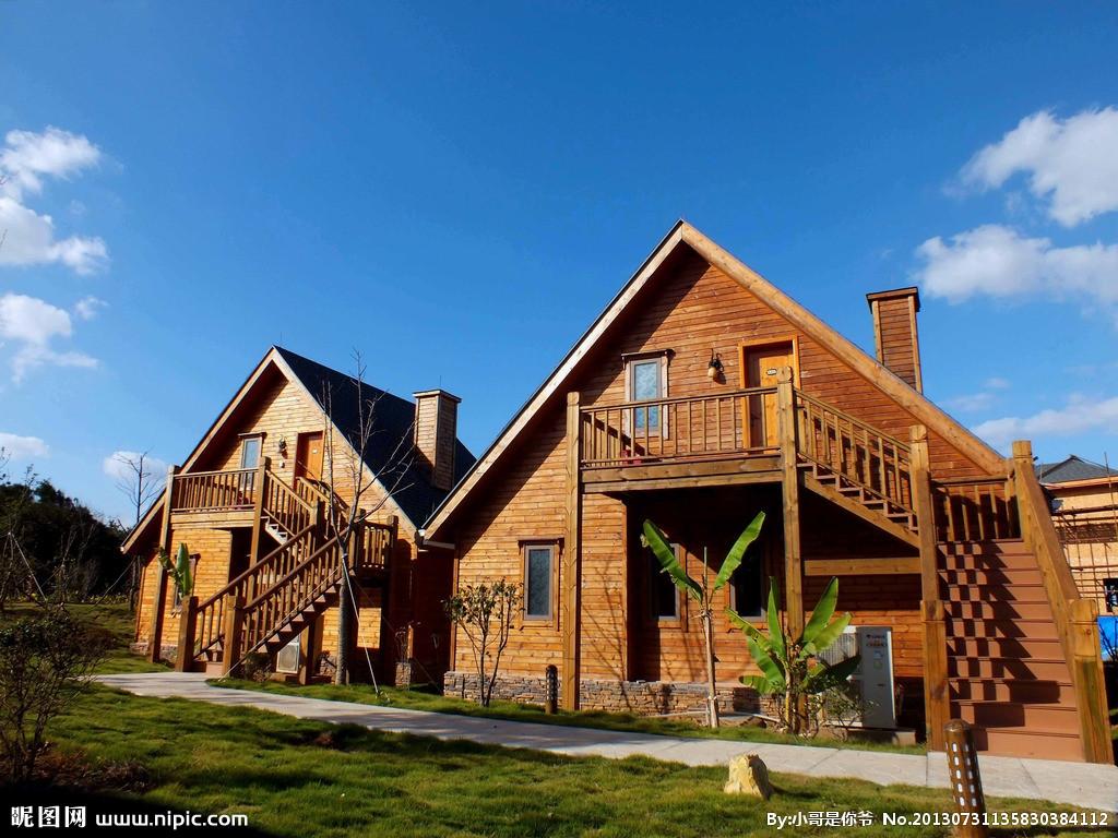 日本欧式小木屋
