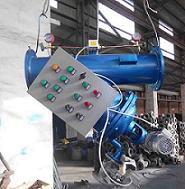 [清洗]黑龙江自供应刷式过滤器l型y型厂家直供量身订做刀浆阀图片