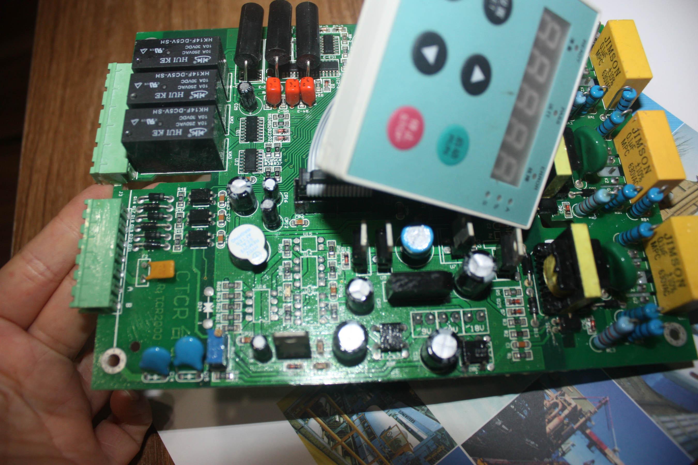 电路板 2700_1800
