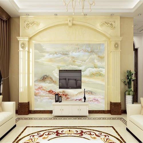 欧式罗马柱图片_客厅罗马柱报价_欧式罗马柱背景墙高清图片 高清大图
