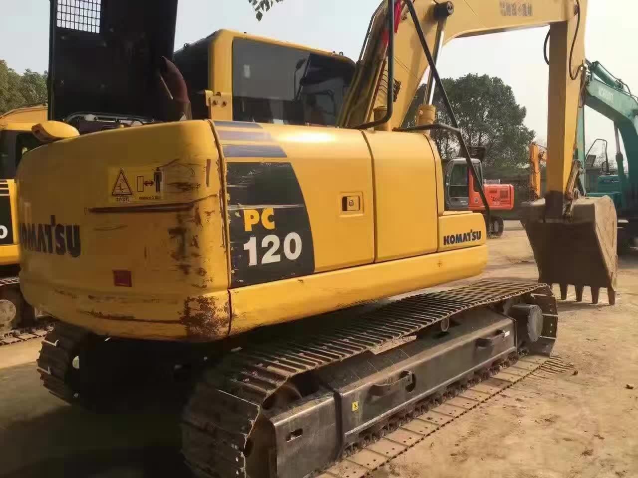 小松120-8二手挖掘机现货数台出售