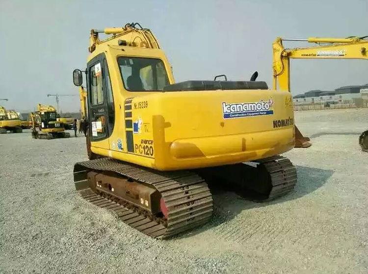 出售二手/小松120-6挖掘机――小松120-6挖机多钱能买