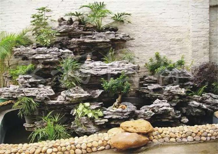 广东英石 广东英德石 英德石假山造景产品图片高清大图