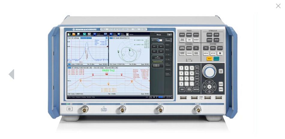 ZVA8网络分析仪