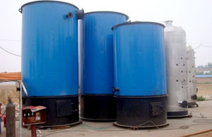 生物质导热油锅炉厂家银兴锅炉质量高