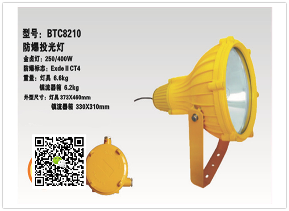 厂家直销BTC8210海洋王防爆灯_防爆投光灯BTC8210现货